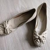 Туфли из натуральной кожи. 36 размер.