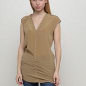 Новая туника блузка Cycle с бирками! Натуральный шелк