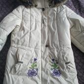 Куртка лене 134р.