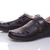 Классные туфли - мокасины Tom.m!!! Супинатор. Качество! 37р=23,5см
