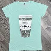 Женская футболка одна на выбор победителя.размер Л. Турция. Высокое качество.
