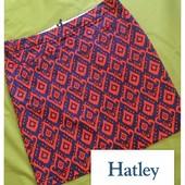 Шикарная котоновая юбка-карандаш Hatley(Канада). Миди. В состоянии новой вещи.