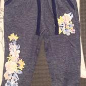 Спортивные штаны джоггеры 86/92 на выбор