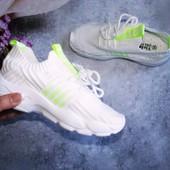 Хит 2020 года! Обалденные кроссовки с яркими вставками. Супер на лето!!