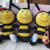 3шт.Семья пчёлок, позитивные большые)