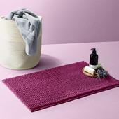 ☘ Мягкий добротный высокотехнологичный коврик для ванной от Tchibo(Германия), 50 см* 80 см, нюанс