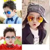 Яркие стильные, детские очки Авиаторы! для вашего ребенка.