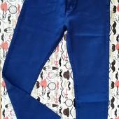 Супер качество!!! Плотные катоновые брюки C-in-C. Стильные брюки под джинс , размер:29,30