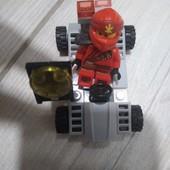 Лего 100+ человечек и машинка