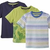 Lupilu набор 3 футболки 110-116