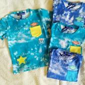Супер футболочки от фирмы S&D. Яркий принт, шикарное качество. Футболки на рост 116-134см