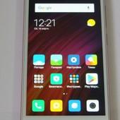 Смартфон Xiaomi redmi 4x,2 сим карты,, 8 ядер, 16гб,камера 13 мп