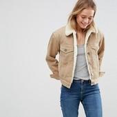 Крута вільветова утеплена курточка bay p.12