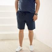 Редкий размер!Мужские трикотажные шорты,двунить,Livergy. Размер 4XL, евро 68-70