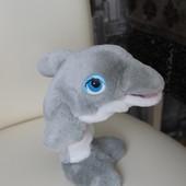 интерактивный дельфин 20 см