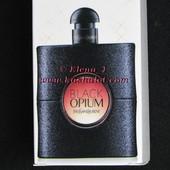 Манящий, завораживающий и невероятно желанный аромат - Yves Saint Laurent Black Opium. люкс 60ml