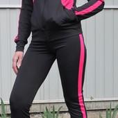 Женский спортивный костюм из дайвинга. Размер s,m,l,