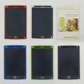 LCD планшет 8.5 дюймов, доска для рисования