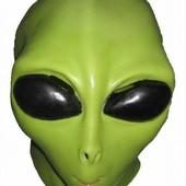 Маска НЛО на Хэллоуин, инопланетянина