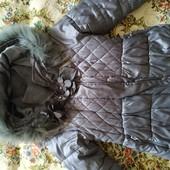 Фирменная куртка Wojcik 110-116