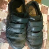 Прикольные кожаные кросовки для дома!Смотрите замеры!