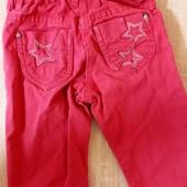 Красные джинсы от Palomino, 97% котон
