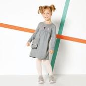 Милое платьице для девочки Lupilu Германия размер 110/116