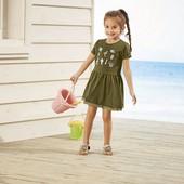 Отличное летнее платье на девочку Lupilu Германия размер 110/116