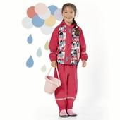 Куртка Lupilu для дождливой и ветреной погоды размер 110/116