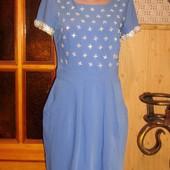 Качество!!! Красивое платьице/украшение съемное/пришито, от бренда Defile Lux