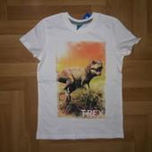 ❤️ Абалденная новая футболка. Размер на рост 122 см! !