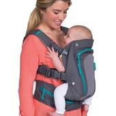 В коробке! крутой эрго рюкзак переноска Infantino multi pocket до 18 кг!
