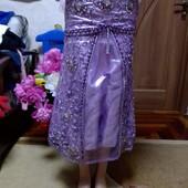 шикарная юбка для восточного танца Цвет в реале на фото 3-5