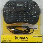 Беспроводная клавиатура новая.