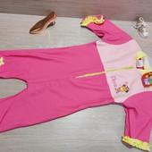 Англия!!! Красивый, яркий купальный костюм для девочки с Дорой! 3/4 года!