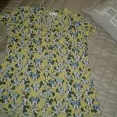 Блуза с принтом Минни Маус, М