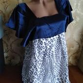 Женская свободная блуза Lm Lulu. Размер на выбор.