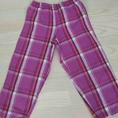 Пижамные штаны George 4-6 лет,  новые
