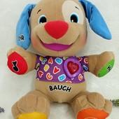Умный щенок от Fisher-Price на немецком языке