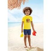 Комплект для купания мальчику Lupilu Германия, защита от ультрафиолетового излучения размер 98/104