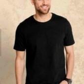 Котоновая футболка  Livergy M