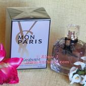 YSL mon Paris - непревзойденный, сногсшибательный. Он больше, чем аромат, в нём живет душа Парижа.