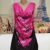 Лёгкое, воздушное платье прямого кроя, Next, размер S - M.