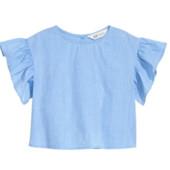 Блузка H&M 92, 1,5-2р.