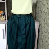 Собираем лоты!! Комплект юбка +блуза, размер L-xl