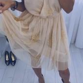 Платье сетка с вышивкой Principles