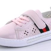 Очень красивые и модные кроссовкочки на девочку 31-36 р