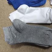 Укороченные носочки.лот 5 пар !!!