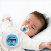 Цифровой термометр в виде соски soska temeratur
