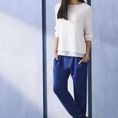 2 модели на выбор! Шикарные летние штаны Esmara Германия р.евроS 36-38 наш 42-44 и М 40-42 наш 46-48
